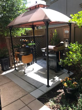 A picture of patio in Fullerton.